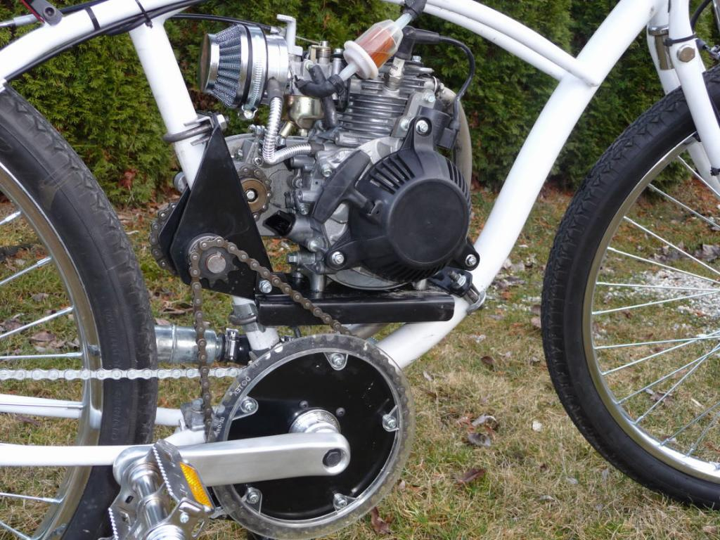 Motorized Bicycle 4 Stroke Parts Bicycling And The Best