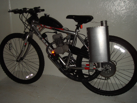 loud and fast | Motorized Bicycle Engine Kit Forum