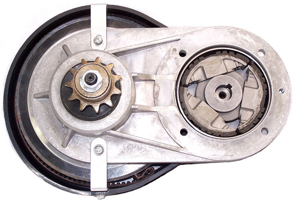4G T Belt Drive Replacement Trans only $130  USD | Motorized