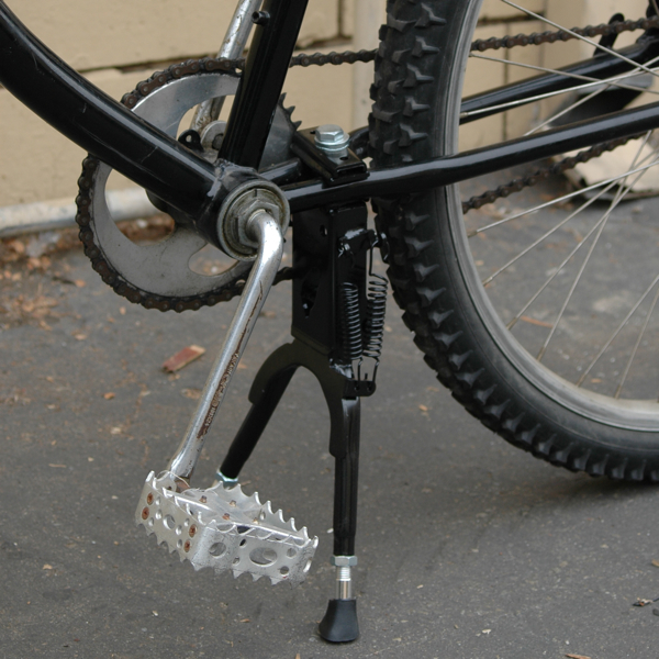 Kickstand For Bicycles Motorized Bicycles.