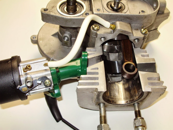 Need expert help on installing walbro carb   please help