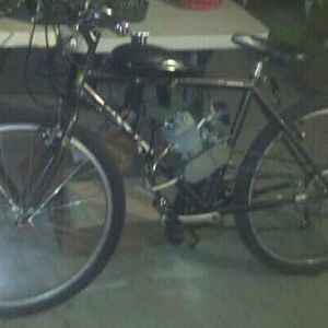 My bike complete.