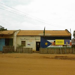 South Sudan SPLA HQ 2007