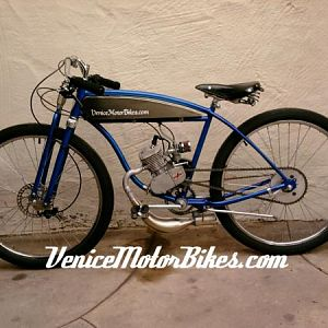 1950 Schwinn Board Track Racer...  This was my favorite BTR & personal bike.