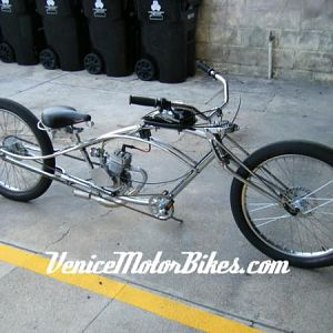 Motorized Dyno Lowrider Roadster