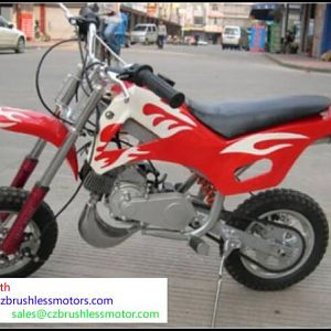45cc mini dirt bike