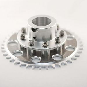 sprocket and adapter