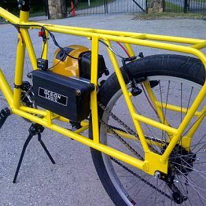 yellow complete rear