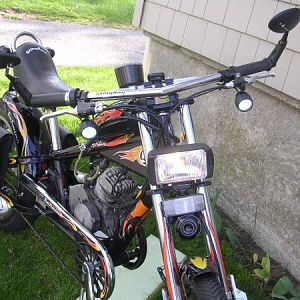 66cc Black s-Ray