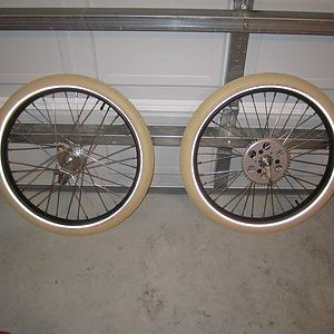 Worksman wheels from the Pirate