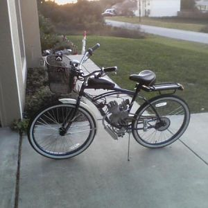 Huffy Classic with 80cc engine