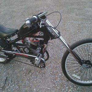 occ bike with tank