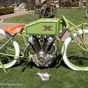 excelsior motorcycle 1919 Board Track Racer