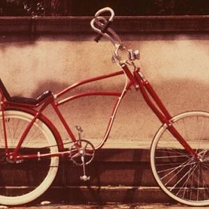 Custom U.S. Indian Bicycle