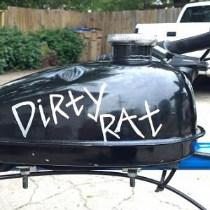 Dirty Rat Tank