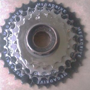 The 20 Falcon sprocket was solid is why I chose to use it.