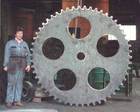 big sprocket