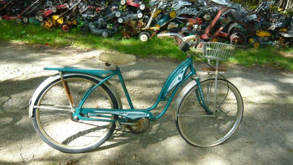 newest bicycle of celticlady ..